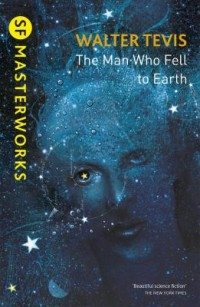 Omslagsbild: The man who fell to earth av