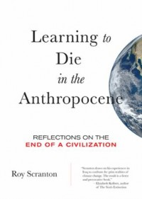Omslagsbild: Learning to die in the Anthropocene av