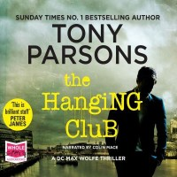 Omslagsbild: The hanging club av