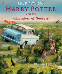 Omslagsbild: Harry Potter and the chamber of secrets av