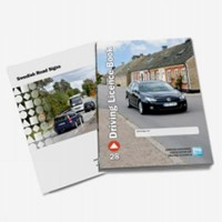 Cover art: Driving licence book by