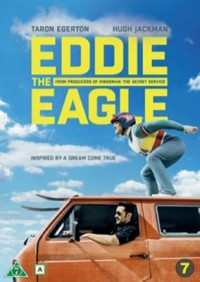 Omslagsbild: Eddie the Eagle av