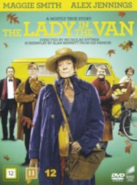 Omslagsbild: The lady in the van av