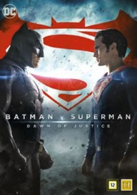 Omslagsbild: Batman v Superman - Dawn of justice av