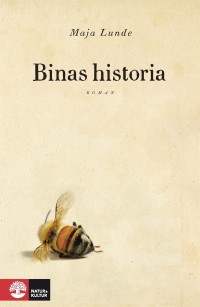 Book cover: Binas historia av