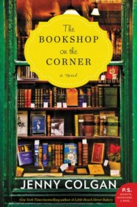 Omslagsbild: The bookshop on the corner av