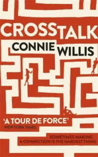 Book cover: Crosstalk av