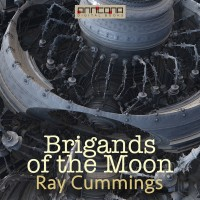 Omslagsbild: Brigands of the Moon av