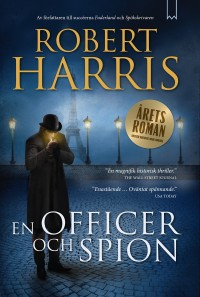 Book cover: En officer och spion av