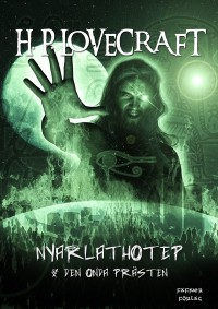 Book cover: Nyarlathotep av