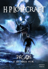Book cover: Dagon av