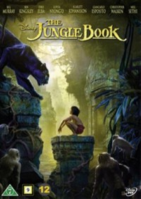 Omslagsbild: The jungle book av