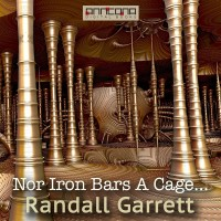 Omslagsbild: Nor iron bars a cage- av