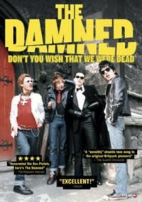 Omslagsbild: The Damned av