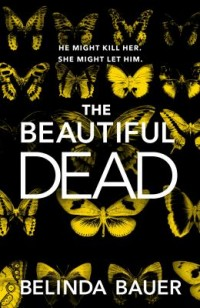 Omslagsbild: The beautiful dead av