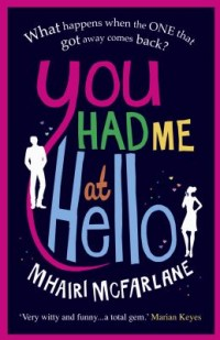 Omslagsbild: You had me at hello av