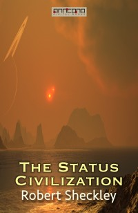 Omslagsbild: The status civilization av