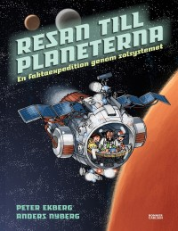 Book cover: Resan till planeterna av
