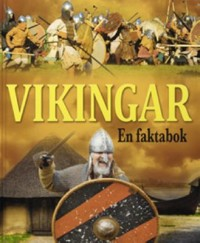 Book cover: Vikingar av