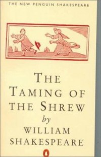 Omslagsbild: The taming of the shrew av
