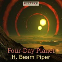 Omslagsbild: Four-Day Planet av