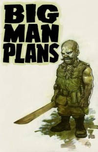 Omslagsbild: Big man plans av