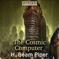 Omslagsbild: The cosmic computer av