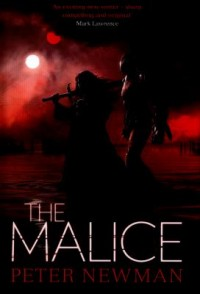 Book cover: The malice av