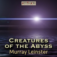Omslagsbild: Creatures of the abyss av