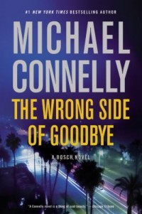 Book cover: The wrong side of goodbye av