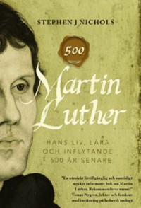 Book cover: Martin Luther av