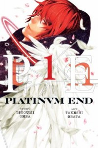 Omslagsbild: Platinum end av