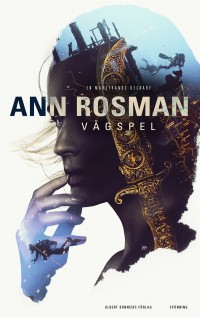 Book cover: Vågspel av