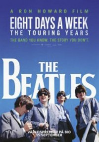 Book cover: The Beatles - Eight days a week - The touring years av