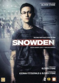 Book cover: Snowden av