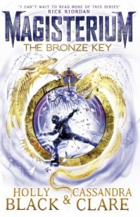 Omslagsbild: The bronze key av