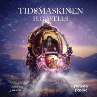 Book cover: Tidsmaskinen av