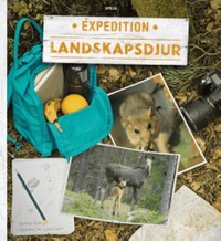 Omslagsbild: Expedition Landskapsdjur av