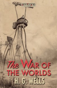 Omslagsbild: The war of the worlds av