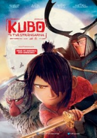 Omslagsbild: Kubo and the two strings av