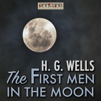Omslagsbild: The first men in the moon av