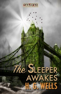 Omslagsbild: The sleeper awakes av