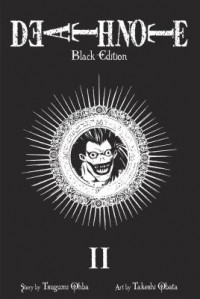 Omslagsbild: Death note - black edition av