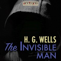 Book cover: The invisible Man av