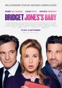 Omslagsbild: Bridget Jones's baby av