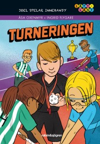 Book cover: Turneringen av
