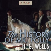 Omslagsbild: The history of Mr. Polly av