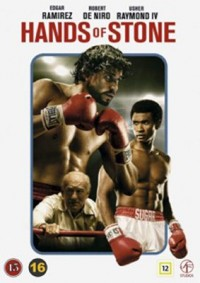 Omslagsbild: Hands of stone av