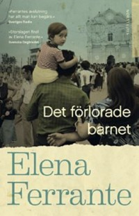 Book cover: Det förlorade barnet av