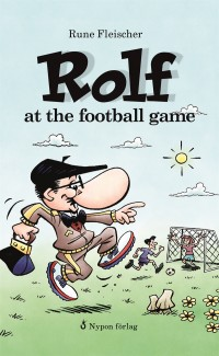 Book cover: Rolf at the football game av
